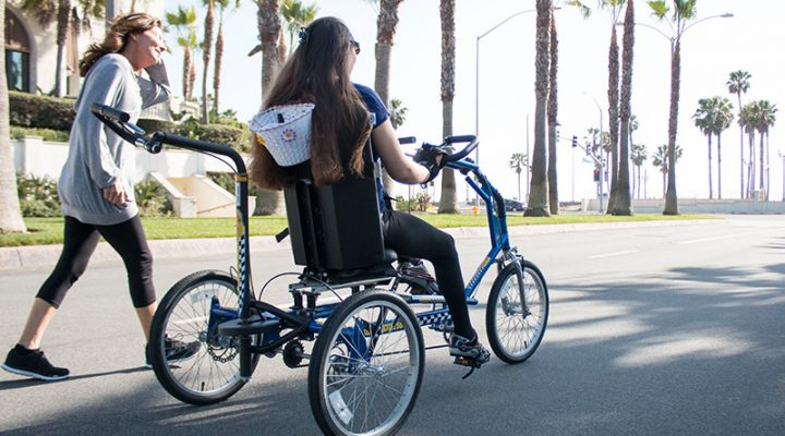 Win An Adaptive Bike from Freedom Concepts
