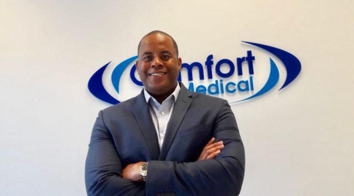 The Faces of Comfort Medical: Getting to Know Mark Peart
