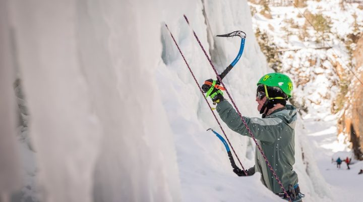 Adaptive Ice Climbing with Paradox Sports