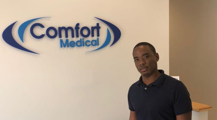 The Faces of Comfort Medical:  Meet Jaime Davis, IT Infrastructure Manager