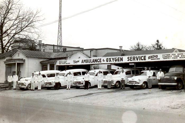 Hope Ambulance and Oxygen Supply